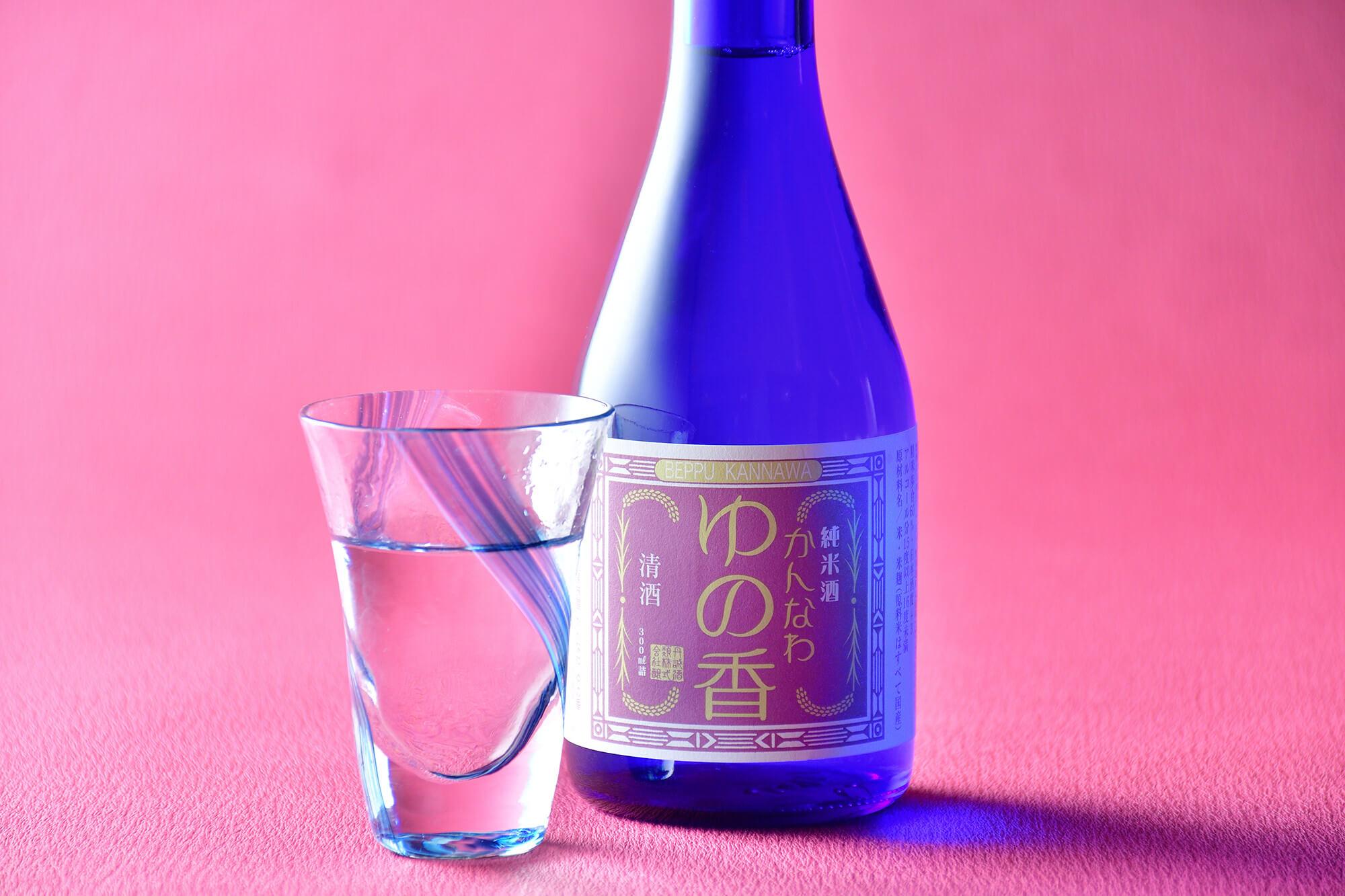 純米酒 かんなわ ゆの香