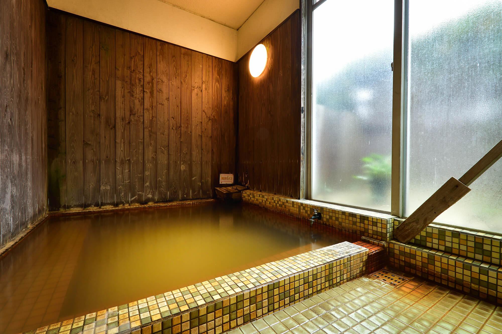 レトロ風呂