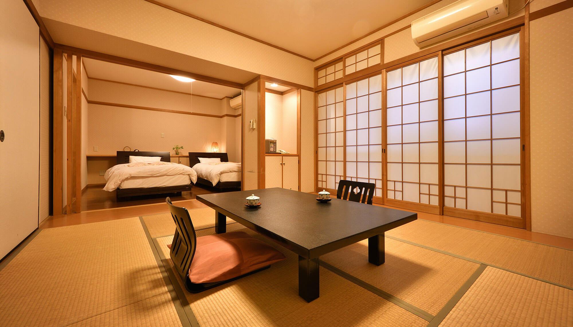 寛ぎの部屋の写真